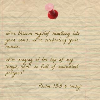 psalm 13