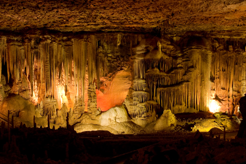 Balnachard Springs Cavern