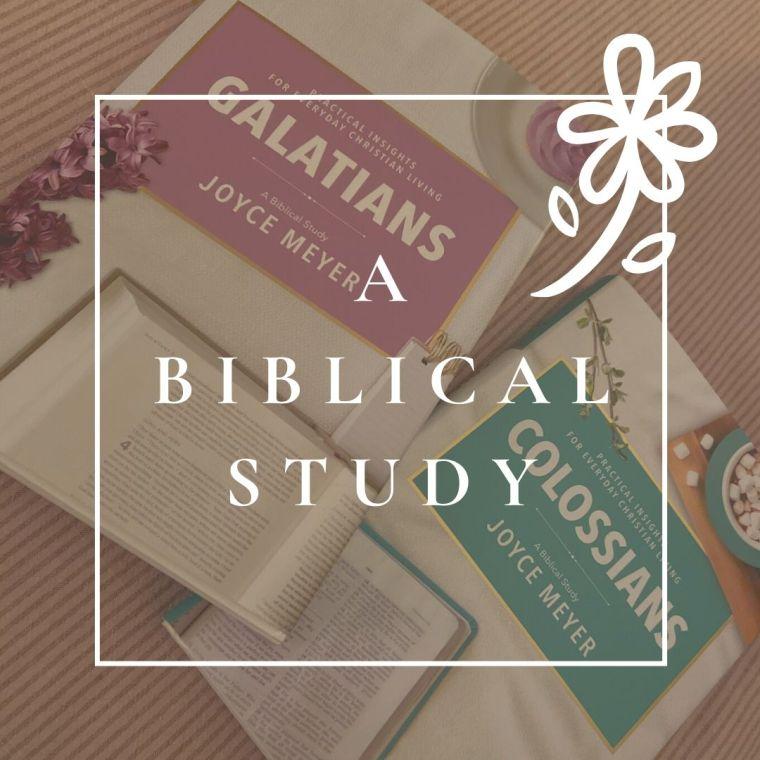 A Biblical Study